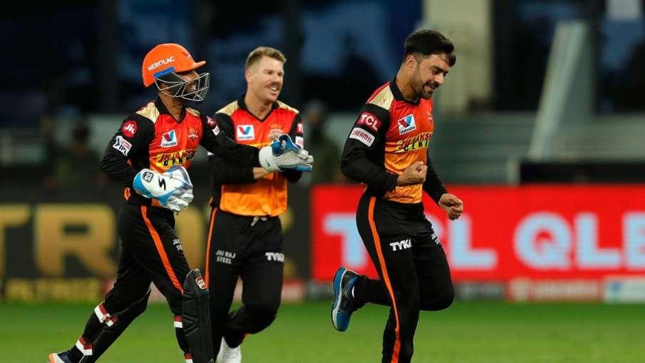 IPL 2020 : हैदराबाद ने 88 रन...- India TV Hindi