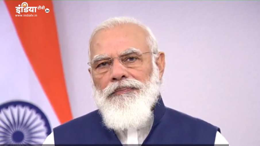 Lockdown may have been over, but virus is still there, says PM Modi- India TV Hindi