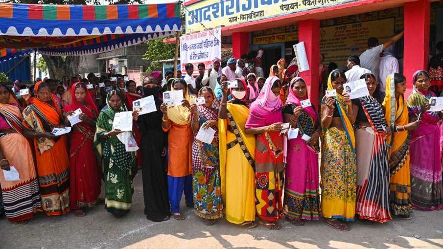 1 बजे तक 33% से ज्यादा वोटिंग, जानिए- किस विधानसभा सीट में कितने वोट पड़े- India TV Hindi