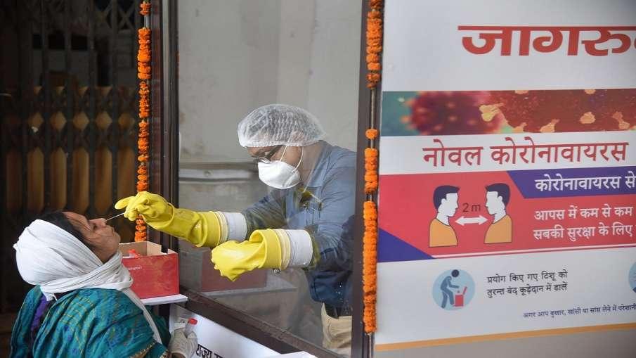 Coronavirus cases in delhi breaks all previous records । Coronavirus: क्या दिल्ली में नहीं संभल रहे - India TV Hindi
