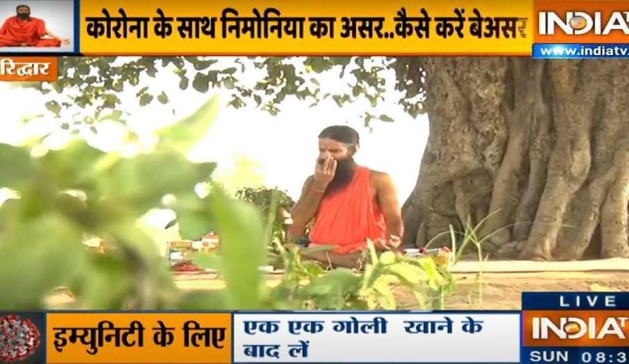 healthy food for corona patients- India TV Hindi