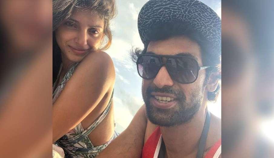 rana Daggubati miheeka bajaj vacation photo goes viral - India TV Hindi
