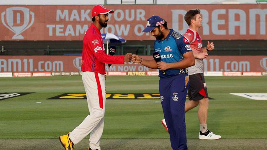 KXIP vs MI toss,  MI vs KXIP live match, MI vs KXIP toss today, KXIP vs MI toss news, ipl 2020 MI vs- India TV Hindi