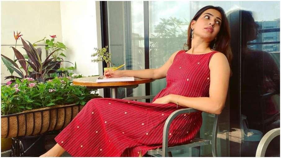 सामंथा अक्किनेनी, samantha akkineni- India TV Hindi