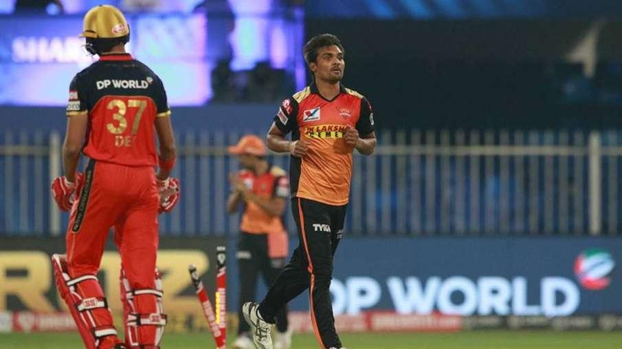 RCB vs SRH: Sandeep Sharma told the secret of his success, said this on Kohli wicket- India TV Hindi