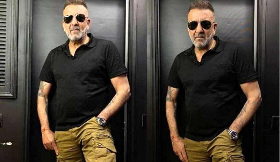 sanjay dutt Gearing up fosanjay dutt Gearing up for Adheera KGF Char Adheera KGF Chapter 2 shooting - India TV Hindi