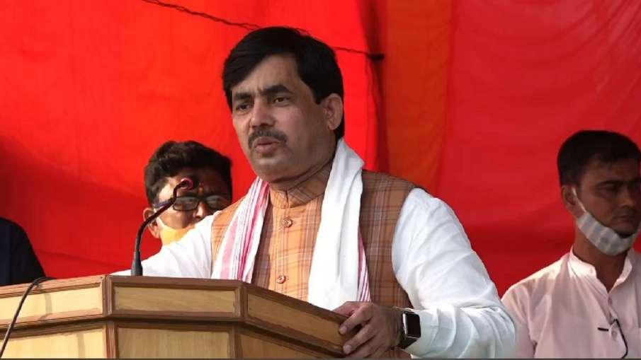 Shahnawaz Hussain Coronavirus positive । भाजपा नेता शहनवाज हुसैन कोरोना संक्रमित- India TV Hindi