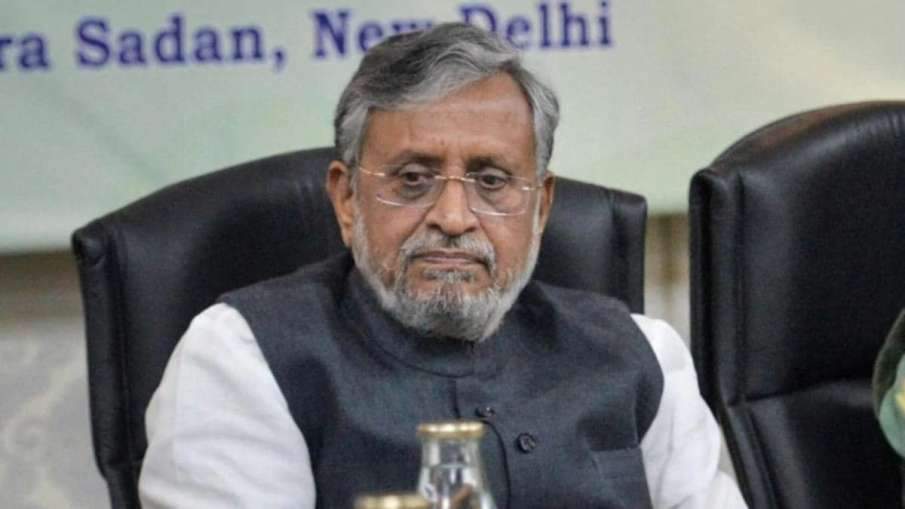 Bihar deputy CM Sushil Kumar Modi tests positive for Covid-19, admitted to AIIMS Patna- India TV Hindi