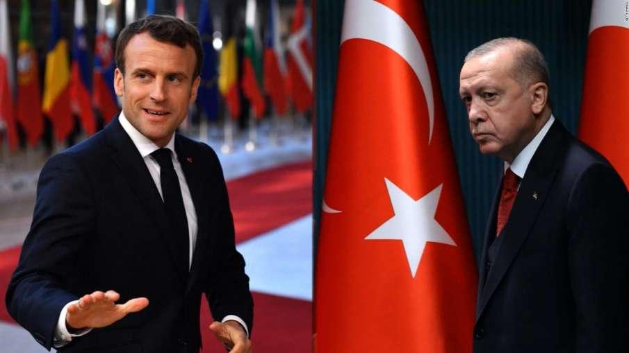 Charlie Hebdo sparks fury with cartoon of Turkey's President Erdogan in underpants- India TV Hindi
