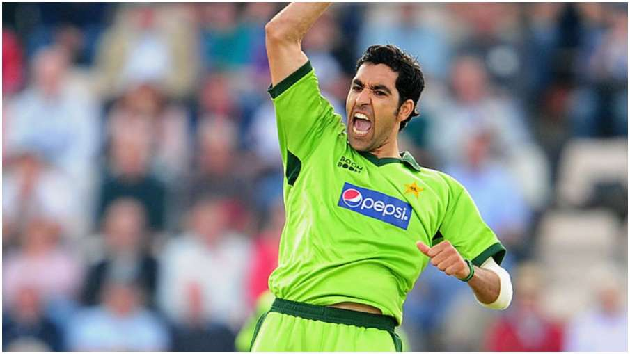 Pakistani fast bowler Umar Gul retired from all formats, eyes moistened in last match- India TV Hindi