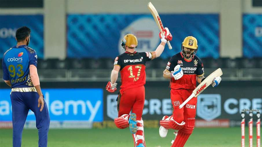 Mumbai Indians vs Royal Challengers Bangalore Dream11 Prediction and Fantasy Tips MI vs RCB - India TV Hindi