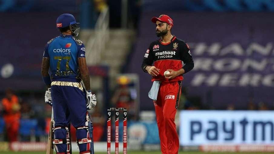 Surya vs Kohli: When Virat Kohli clashed with Suyakumar on the field, the fans took to Twitter - India TV Hindi