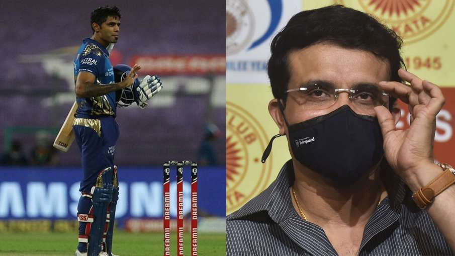 Sourav Ganguly should ask the selectors if Suryakumar is not selected in Team India - Dilip Vengsark- India TV Hindi