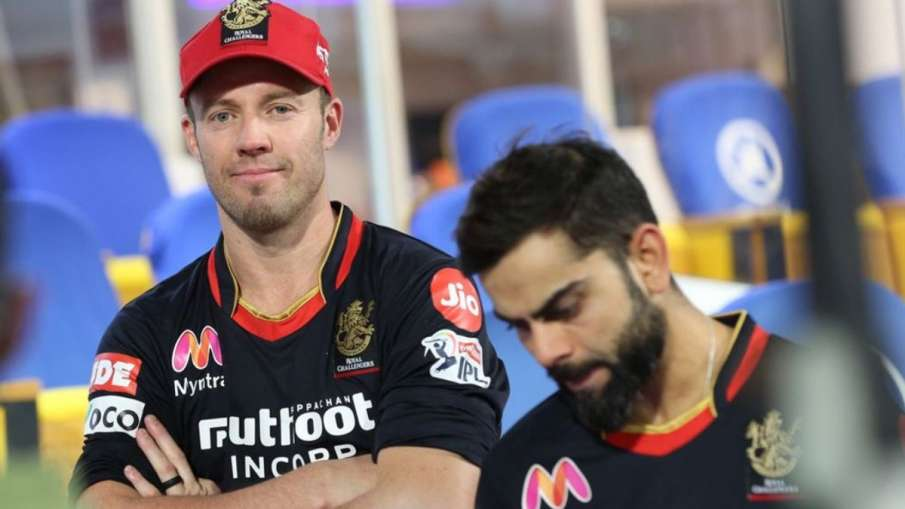 AB de Villiers apologized to fans after being eliminated from the tournament, RCB shared emotional v- India TV Hindi