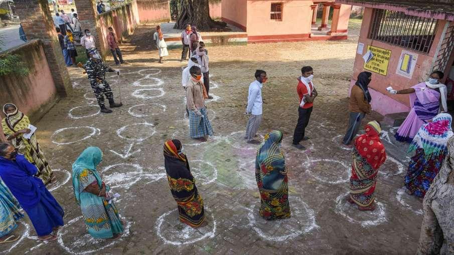 11 बजे तक 18% से ज्यादा वोटिंग, जानिए- किस विधानसभा सीट में कितने वोट पड़े- India TV Hindi