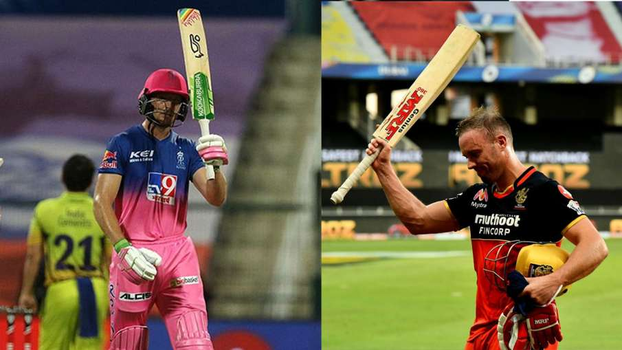 Steve Smith said this while comparing Jos Buttler to AB de Villiers CSK vs RR - India TV Hindi