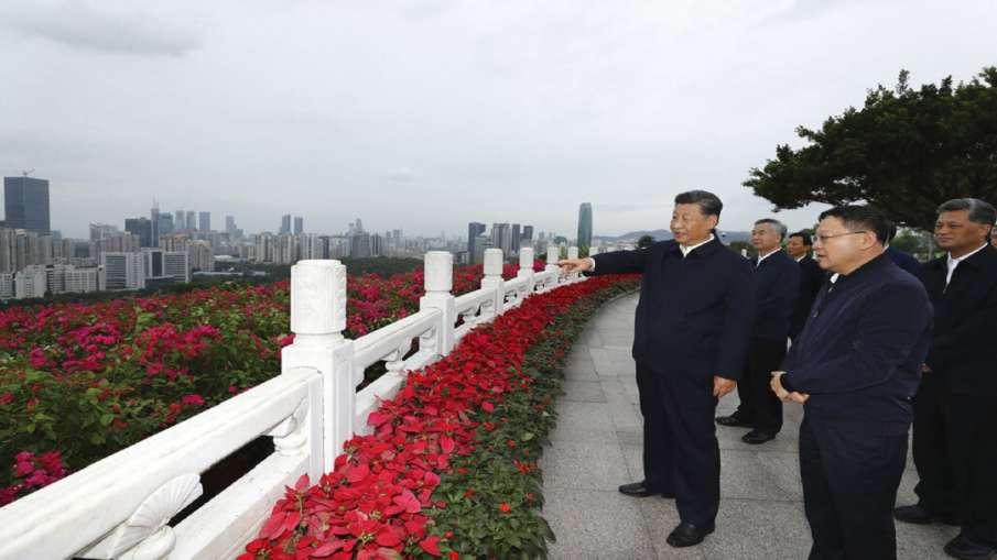 Chinese President Xi Jinping- India TV Hindi