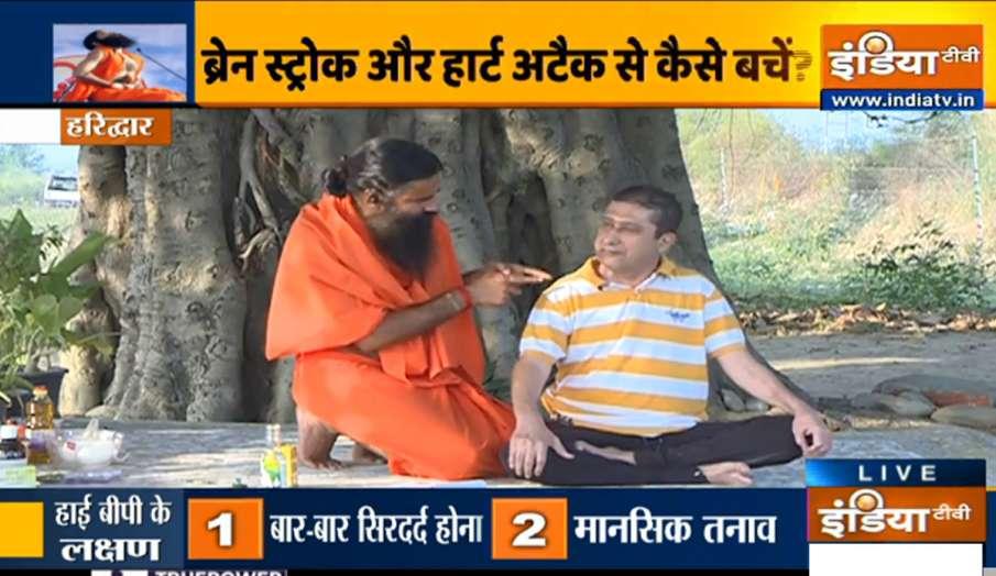 हाई बीपी के कारण आ...- India TV Hindi