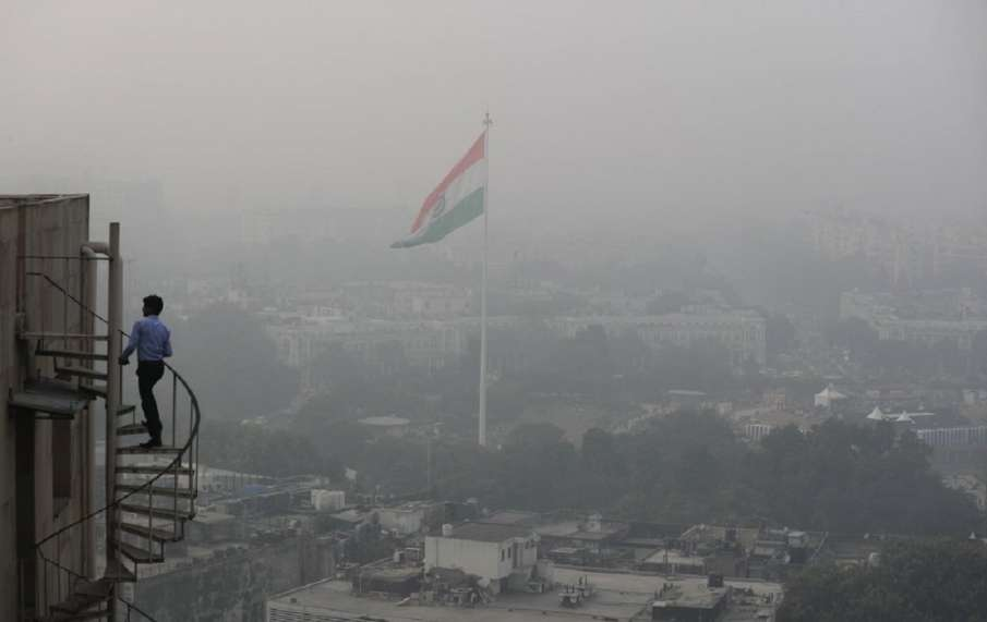 patient increases in delhi ncr due to pollution smog.  Death in Delhi NCR due to polluted air - India TV english