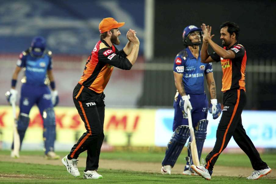 SRH vs MI: Winning against a strong team like Mumbai Indians boosts morale - Shahbaz Nadeem- India TV Hindi