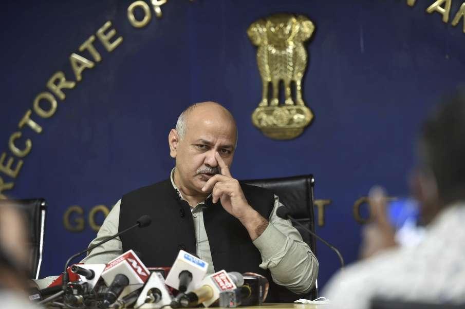Delhi's Deputy Chief Minister challenged CM Yogi's minister, said-