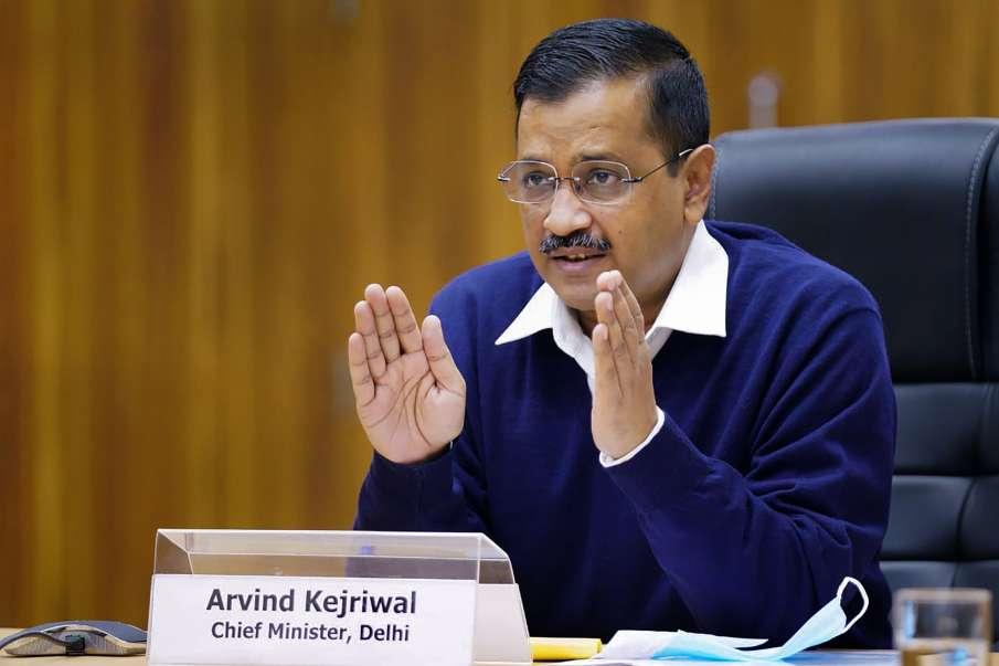 Delhi cm Arvind Kejriwal, Delhi Coronavirus latest Update news, Delhi Coronavirus test, Delhi Covid - India TV Hindi