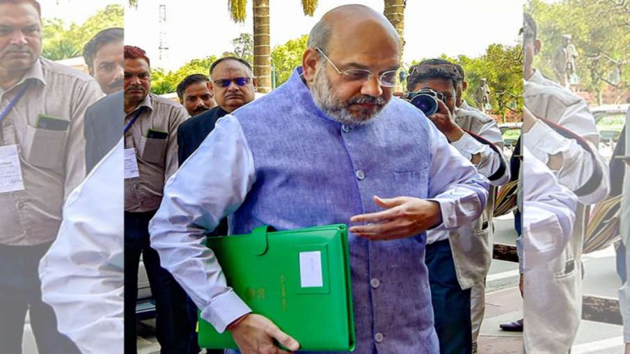 Amit Shah Meets Agriculture Minister As Farmers Threaten To Block Delhi- India TV Hindi