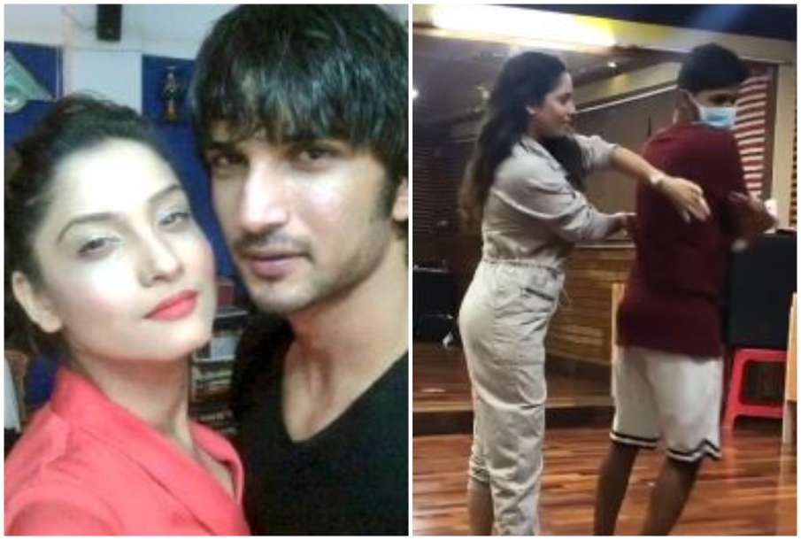 Ankita Lokhande and Sushant Singh Rajput- India TV Hindi