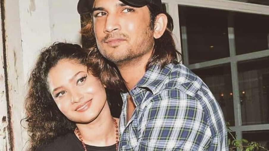 Ankita and Sushant - India TV Hindi