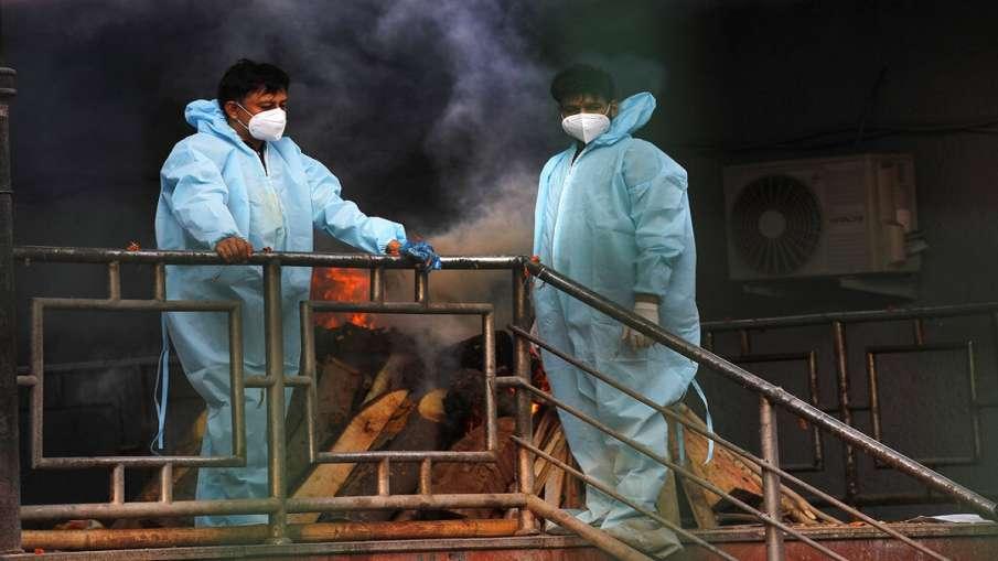 Delhi Health minister satendra jain statement parali burning causes of increase coronavirus death ra- India TV Hindi