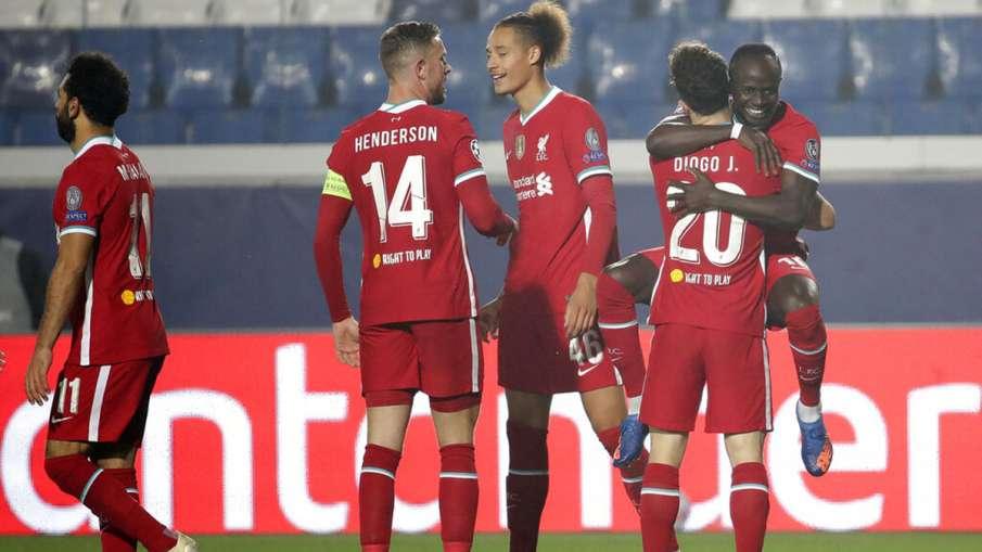 Liverpool and Bayern Munich register big wins in Champions League- India TV Hindi
