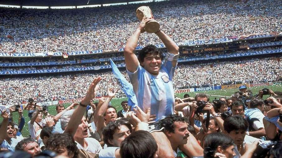Diego Maradona- India TV Hindi