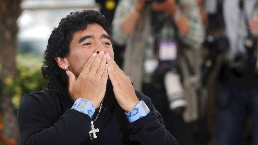 Stadium near Barasat named after legendary Diego Maradona- India TV Hindi
