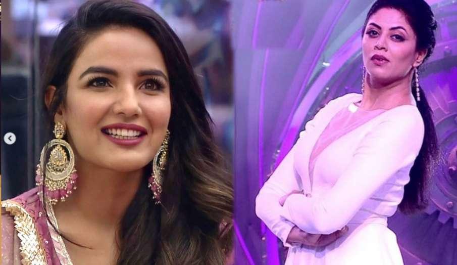 jasmin bhasin and kavita kaushik fight- India TV Hindi
