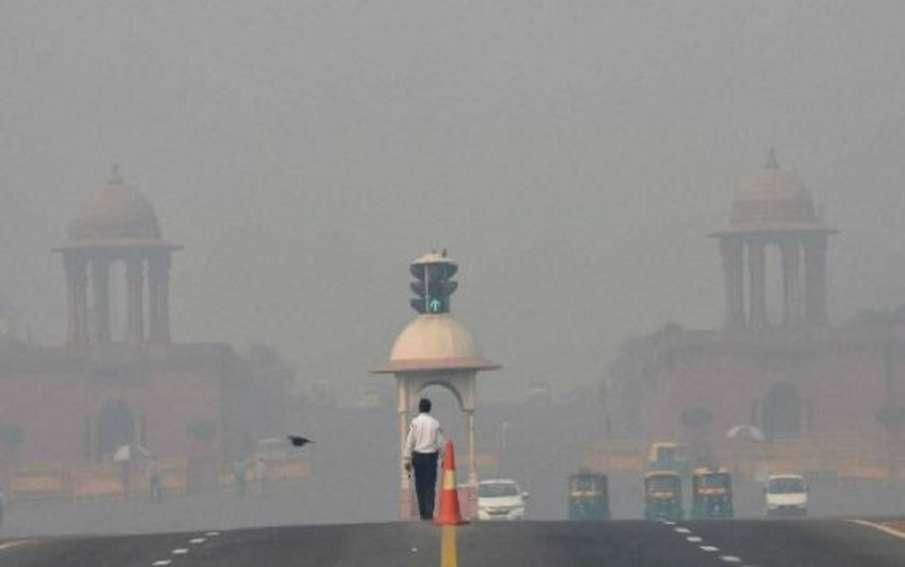 दिल्ली की वायु गुणवत्ता में फिर गिरावट, 'खराब' श्रेणी में की गई दर्ज- India TV Hindi