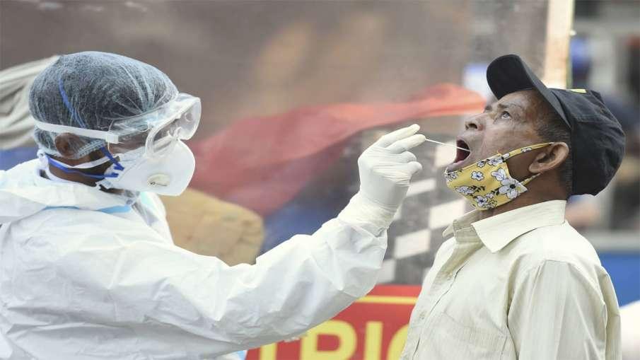 देश में कोरोना वायरस...- India TV Hindi