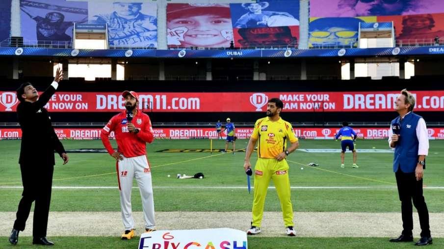 CSK vs KXIP Toss Update - India TV Hindi