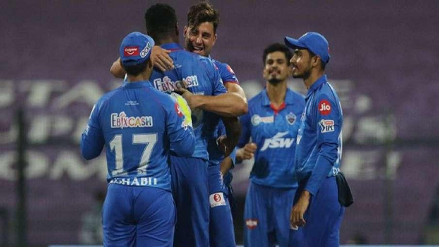 live score DC vs SRH Capitals vs Sunrisers Indians live scorecard  Qualifier 2  Delhi Capitals vs Su- India TV Hindi