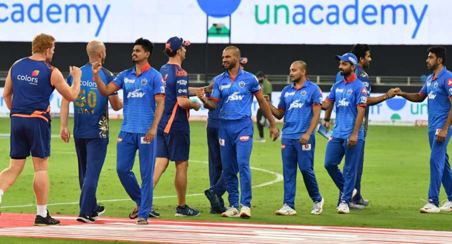 Delhi capitals, Mumbai Indians, cricket, sports, IPL 2020- India TV Hindi