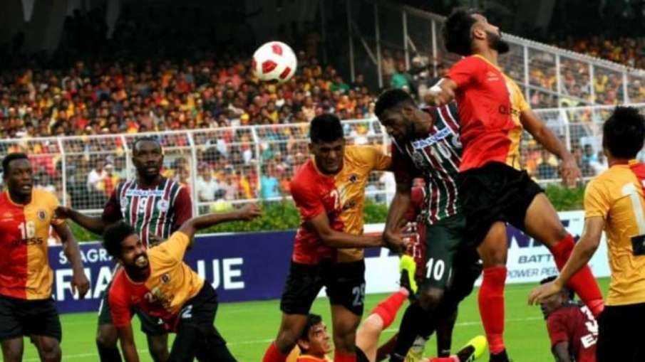Five ISL clubs including East Bengal and Northeast United FC failed to get license from AIFF- India TV Hindi