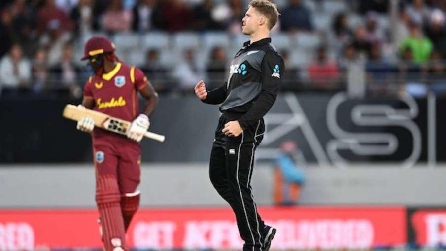 NZ v WI : फर्ग्युसन और...- India TV Hindi