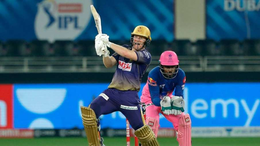 Former Australian player praised Morgan, said he carried the weight of KKR on his shoulders- India TV Hindi