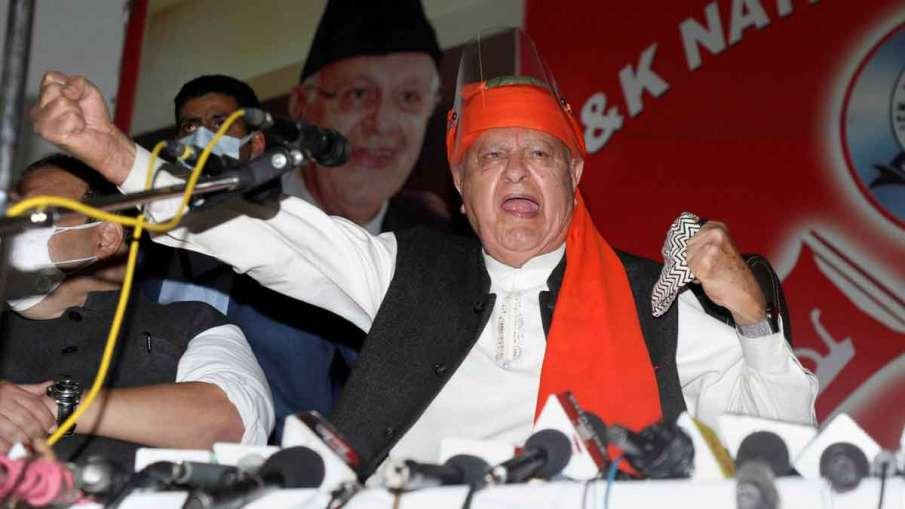 Farooq Abdullah, Farooq Abdullah Article 370, Farooq Abdullah Kashmiri Pandits, Kashmiri Pandits- India TV Hindi