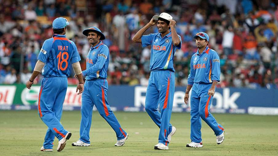 Munaf Patel India's 2011 World Cup team will be seen playing in Lanka Premier League - India TV Hindi
