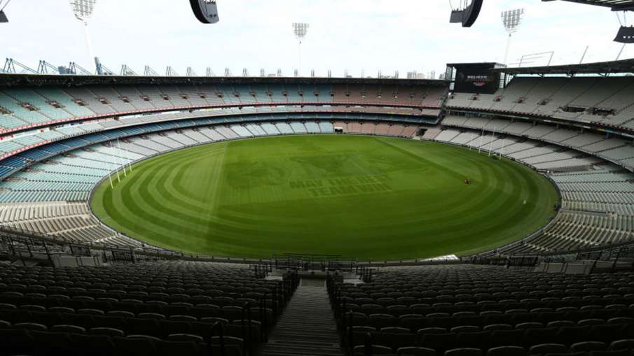 MCG ready to host first test of India-Australia- India TV Hindi