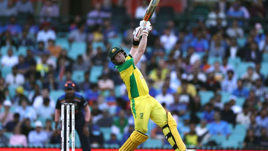 AUS vs IND 1st ODI: Steve Smith recorded his name after hitting a stormy century against India - India TV Hindi