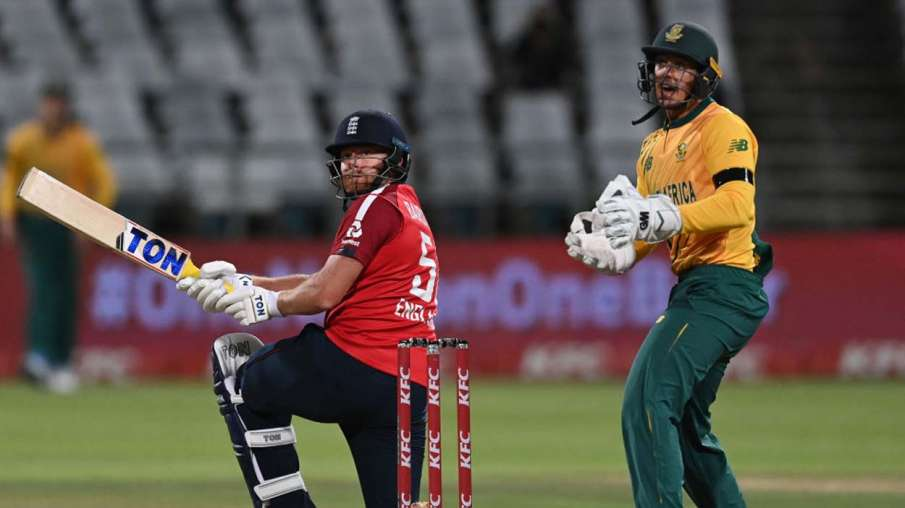 England Beat South Africa In 1st T20I With Johnny Bairstow 86* runs stormy innings SA vs ENG 1st T20- India TV Hindi