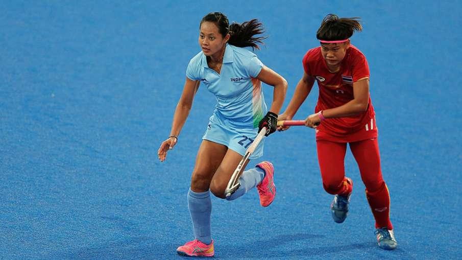 We have a chance to create history in Tokyo Olympics: sushila chanu pukhrambam- India TV Hindi