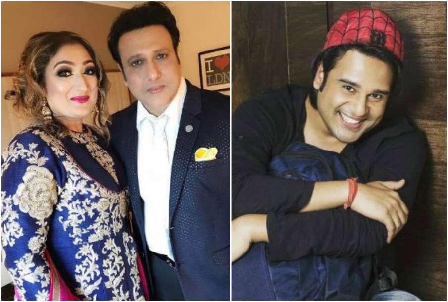 Govinda and Krushna Abhishek- India TV Hindi