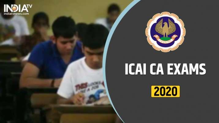 ICAI CA Exam- India TV Hindi